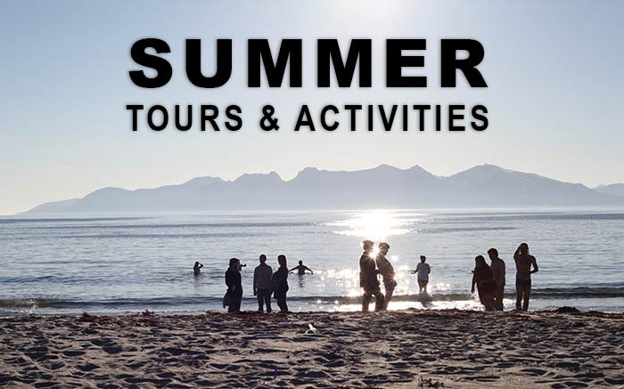 Summer tours & activities